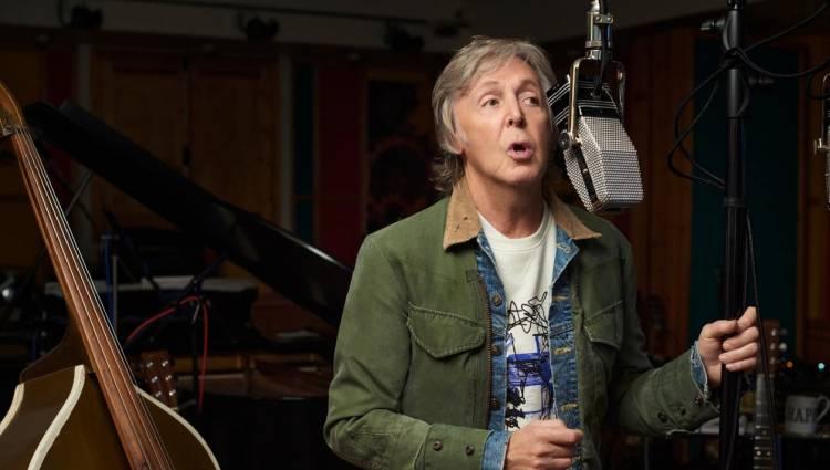 """Paul McCartney lanzó """"McCartney III Imagined"""", con reinvenciones de su último disco"""