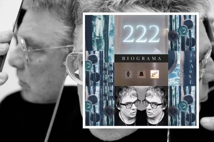 "Juanse editó su álbum ""222 Biograma"", producido por Andrew Loog Oldham"
