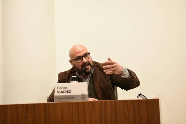 Carlos Suárez solicitó una serie de medidas para cuidar las clases presenciales