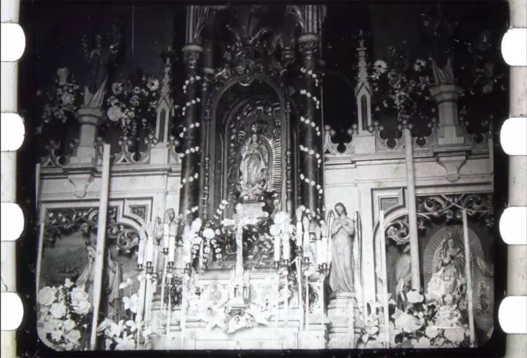 Capital Cultural presenta la película de la coronación de la Virgen de Guadalupe