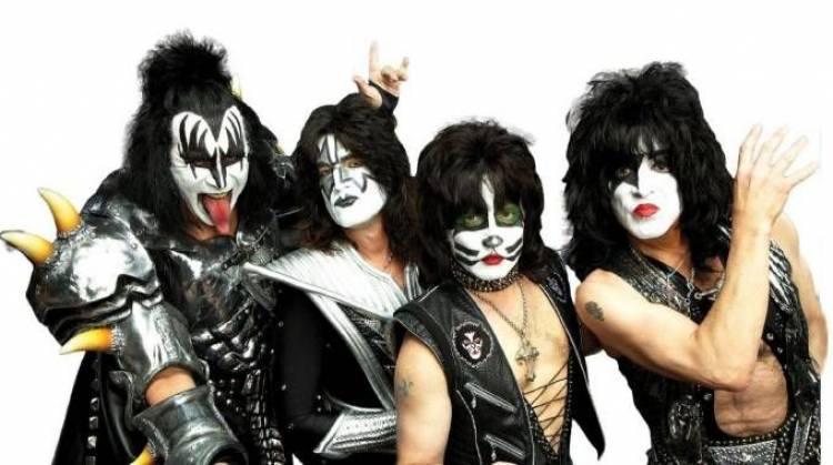 Kiss podría tener su película biográfica en Netflix