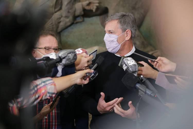 Mesa de Seguridad Institucional: Jatón volvió a reunirse con el ministro Lagna
