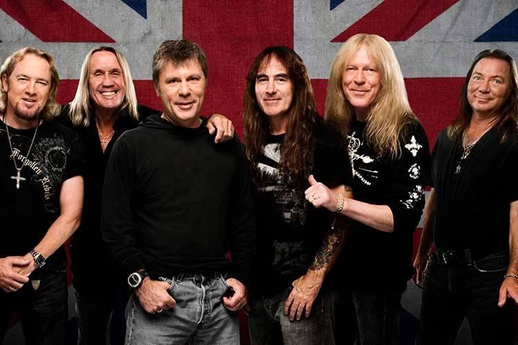 Con la exclusión de Iron Maiden, se reaviva la polémica entre el heavy metal y el Salón de la Fama
