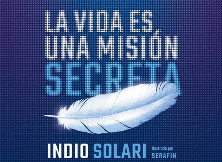 El 1 de junio saldrá el nuevo libro del Indio Solari