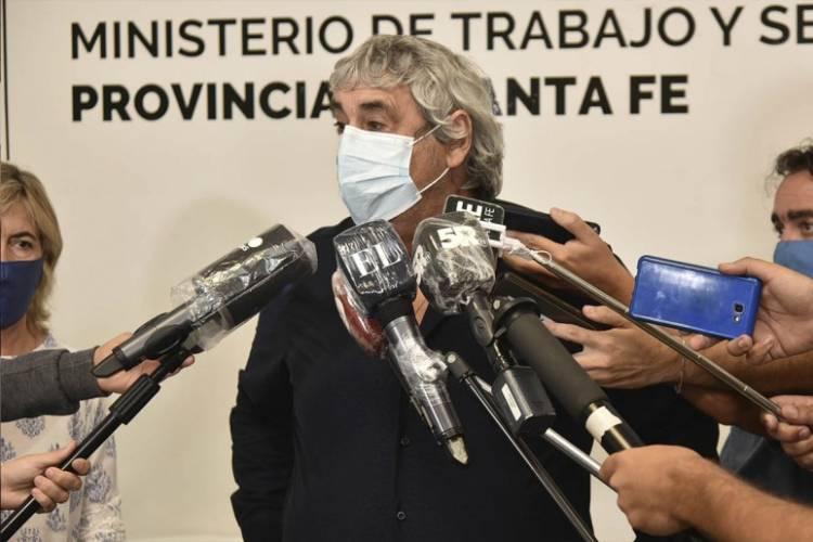 """Romero: """"el Gobierno de Santa Fe debe entender que la conectividad es un derecho humano que no se está respetando""""*"""