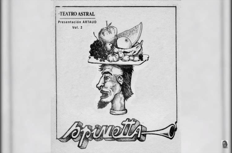 """Los hijos de Spinetta subieron una nueva grabación de la presentación de """"Artaud"""""""