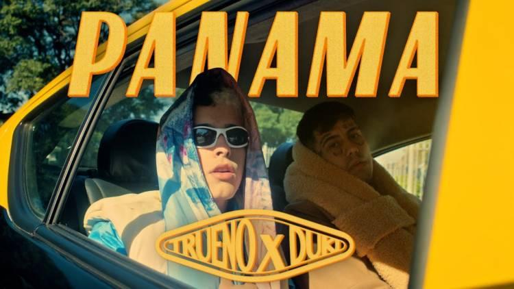 """""""Panamá"""" la nueva canción de Trueno x Duki"""