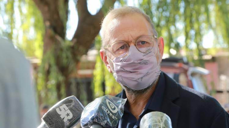 """Corach: """"La provincia hace los esfuerzos y no encontramos correspondencia del intendente de Venado Tuerto"""""""