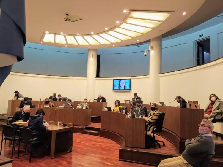 El Concejo declara la emergencia en el sistema de Transporte Público por Colectivos