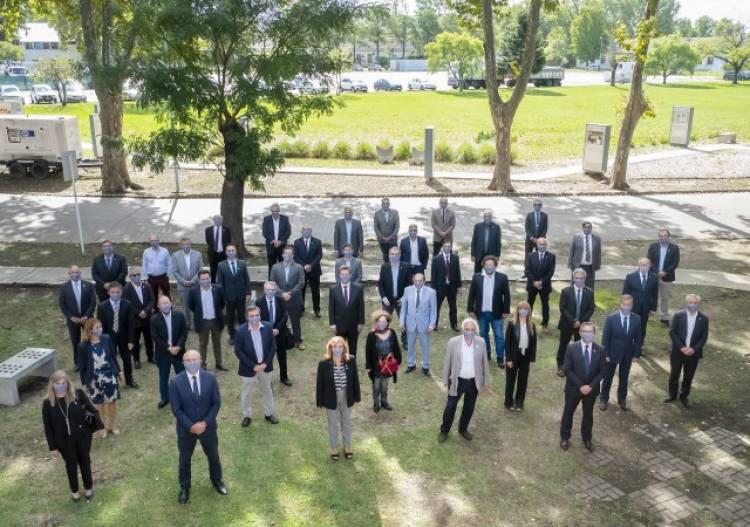 UNL será sede del Plenario de Rectoras y Rectores del CIN