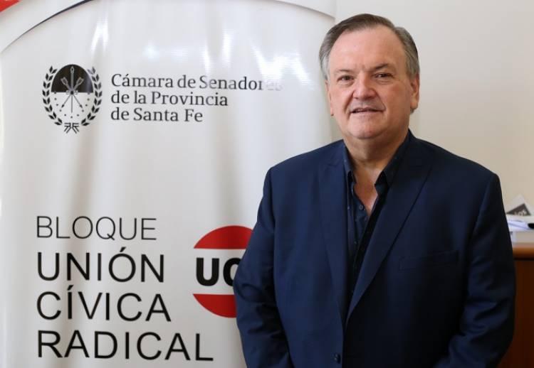 """El Senador Michlig agradeció el amplio respaldo provincial y departamental a los candidatos de """"Evolución"""""""
